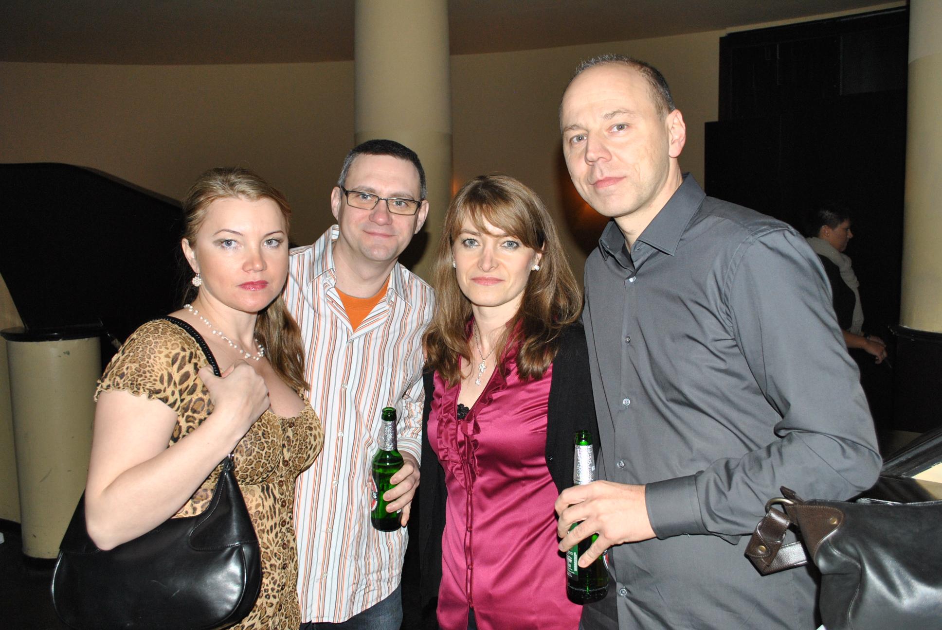 Single party berlin ü30